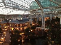 Another shot of the Gaylord. Really is something to see.