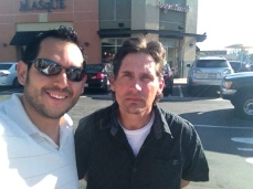 This past weekend, Dave and I visited Panera for lunch. Dave and Dave