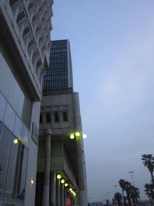 Lots of buildings