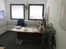 Gershon's desk