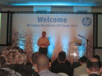 Simon discussed the history of the 10000's development and led a customer panel discussion