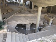 This is the area where Jesus grew up, near the cave he and his family are said to have occupied